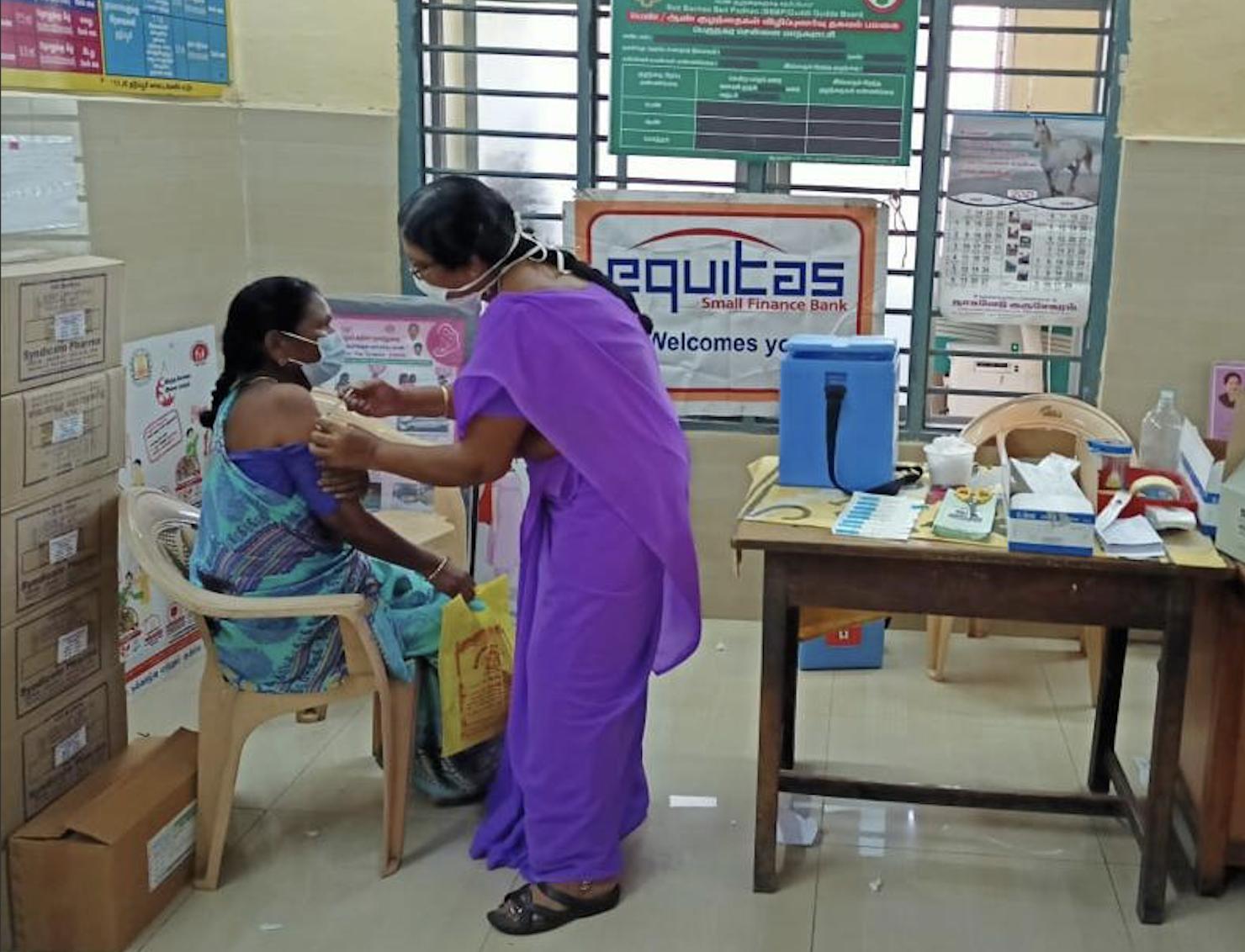 equitas vaccine clinic